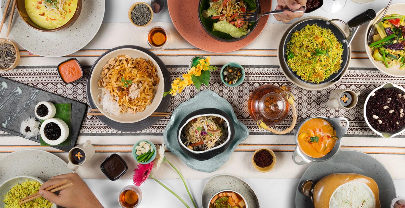 Best Traditional Burmese Food Hotels In India Burma Burma